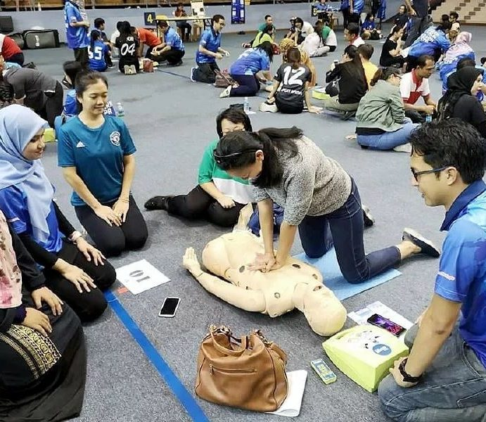 CPR knowledge among Malaysians still low
