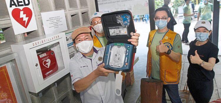 Penang Hill's Lifesavers