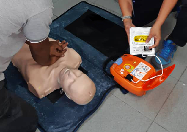 You can save lives with the right training skills